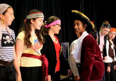 Pirates at Portsmouth High Prep School