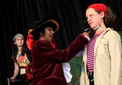 Pirates in Peter Pan
