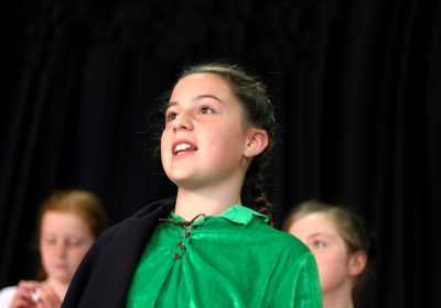 Peter Pan performance at Portsmouth High Prep School