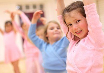 Ballet at Portsmouth High Prep School