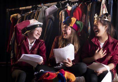 Year 7 drama scholarships at Portsmouth High School