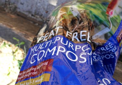 Pear free compost