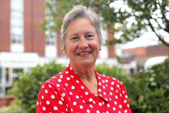 Headmistress of Portsmouth High School Jane Prescott